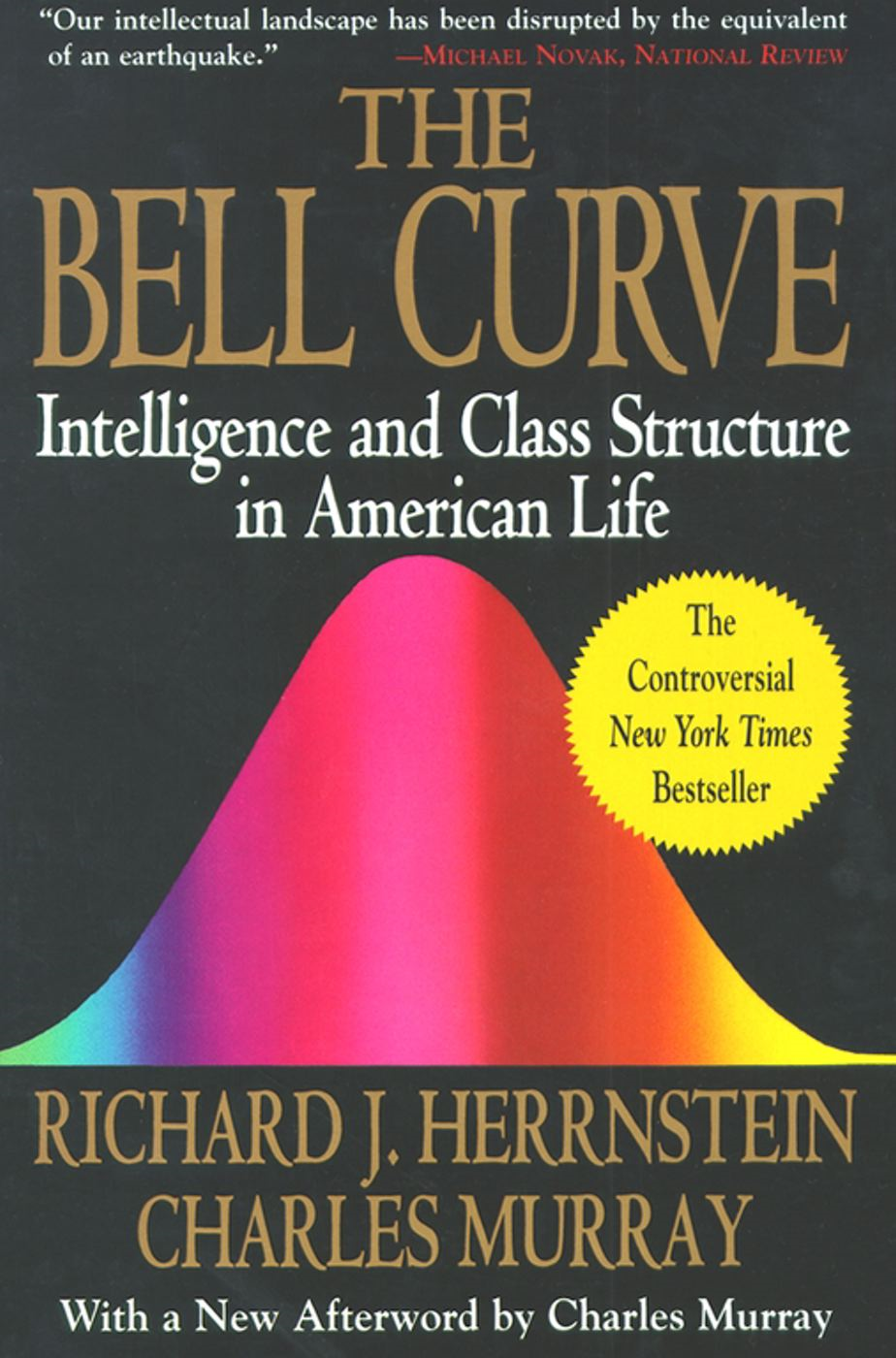 Bell Curve By: Charles Murray,Richard J. Herrnstein