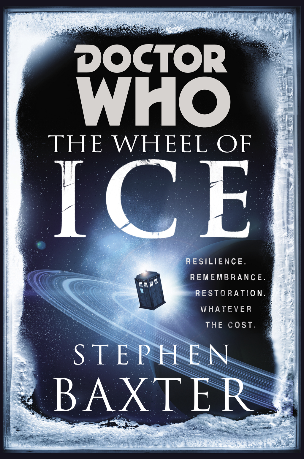 Doctor Who: The Wheel of Ice By: Stephen Baxter