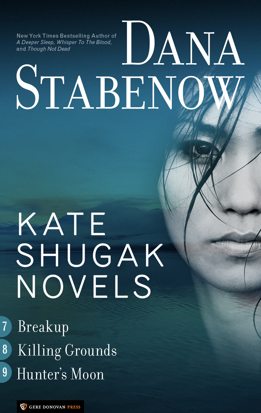The Kate Shugak Novels, Vol. 3