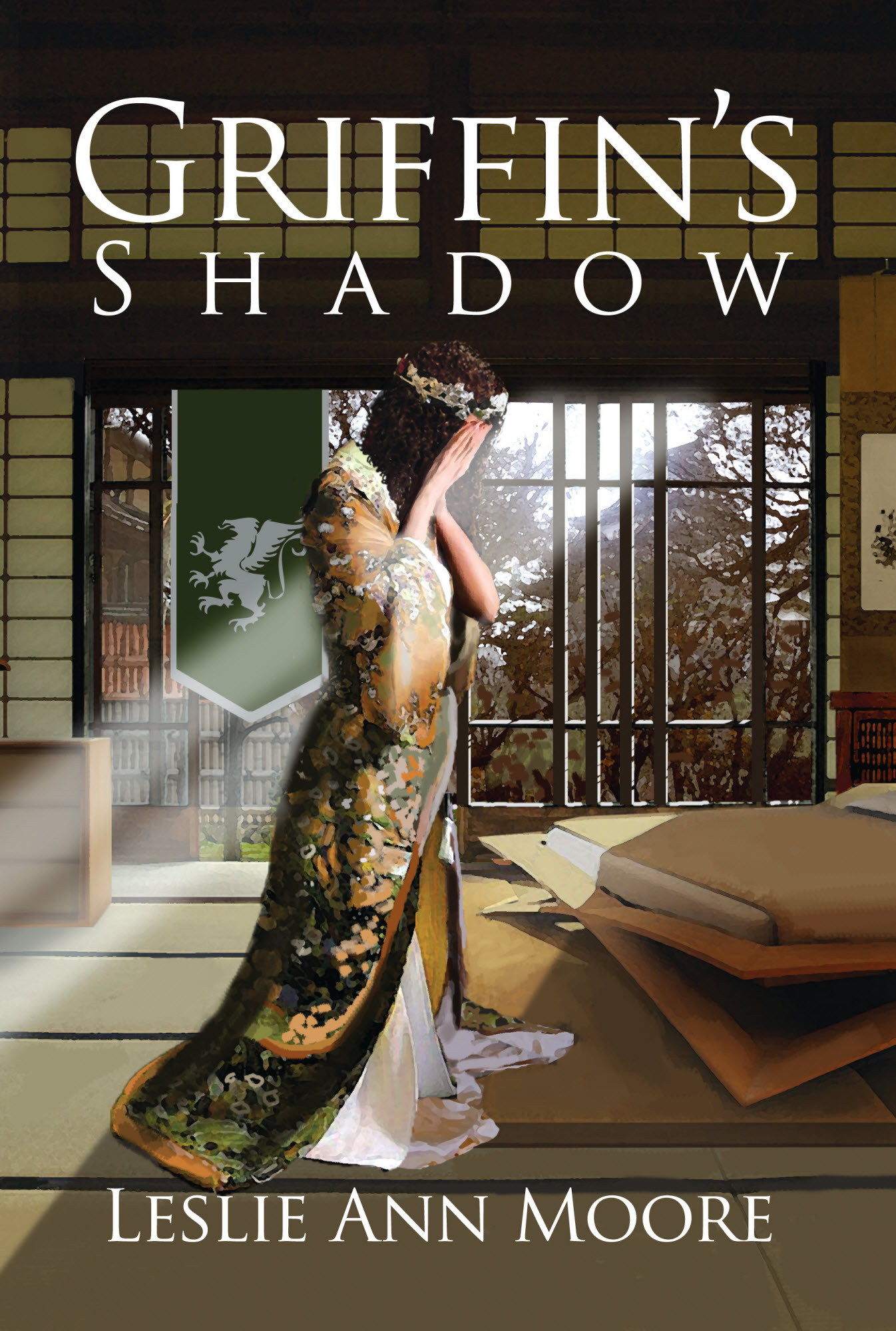 Griffin's Shadow (Griffin's Trilogy #2)