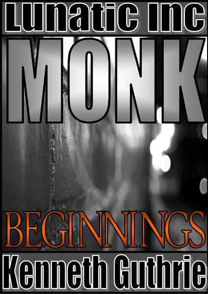 Cover Image: Monk 1: Beginnings
