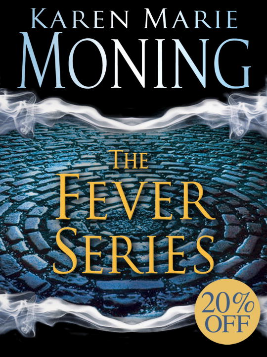 The Fever Series 5-Book Bundle By: Karen Marie Moning