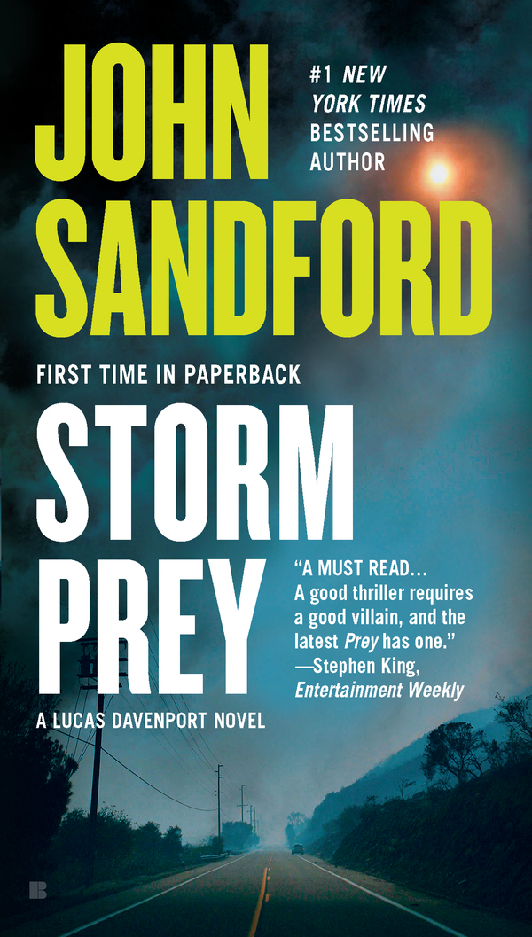 Storm Prey By: John Sandford