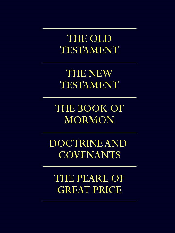 THE LDS SCRIPTURES THE QUADRUPLE COMBINATION (Special eBook Edition) FULL COLOR, ILLUSTRATED VERSION: Unabridged Complete King James Version Holy Bible, The Book of Mormon, Doctrine and Covenants, &am