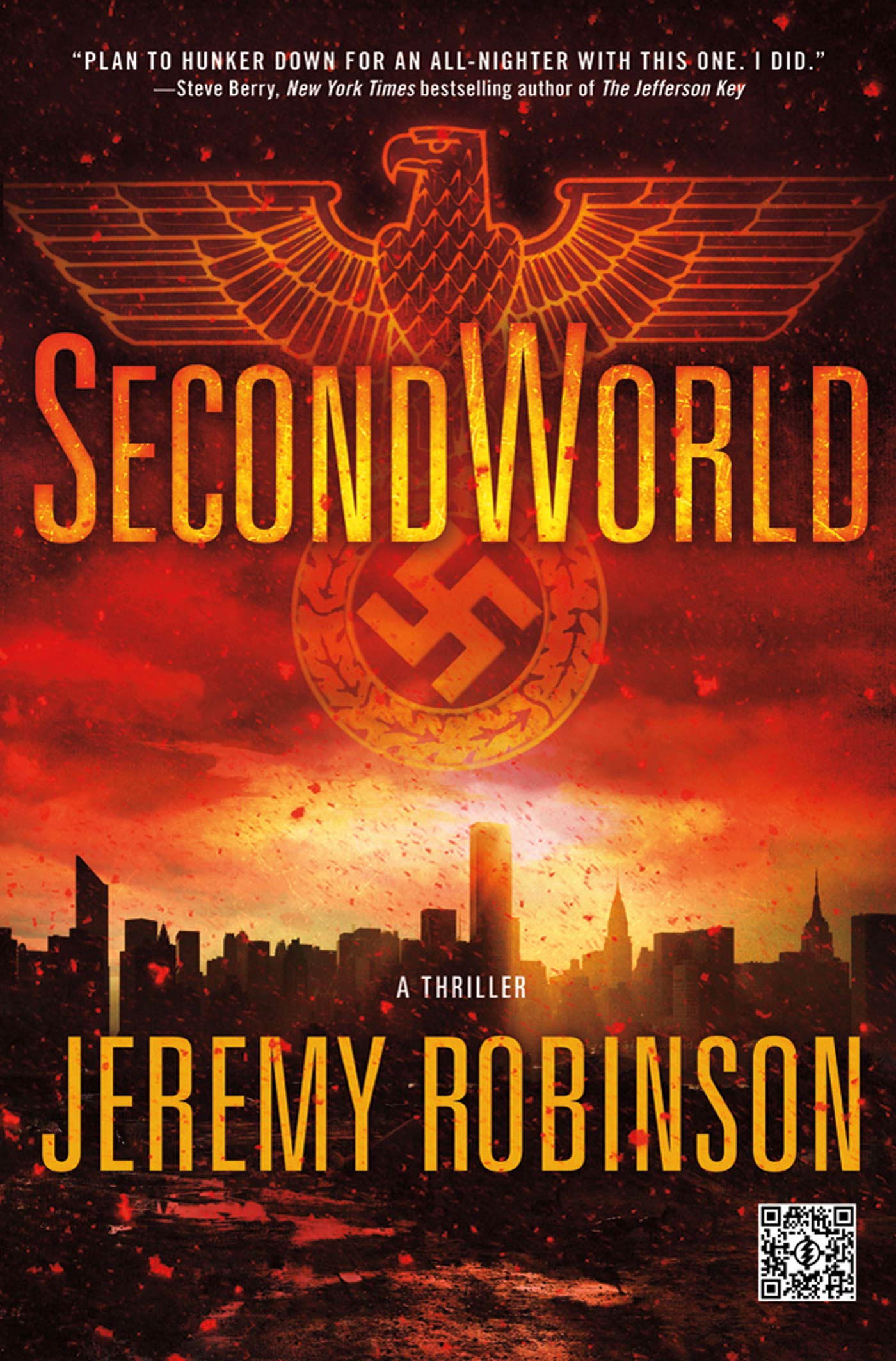 SecondWorld By: Jeremy Robinson