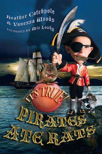 It's True! Pirates ate rats