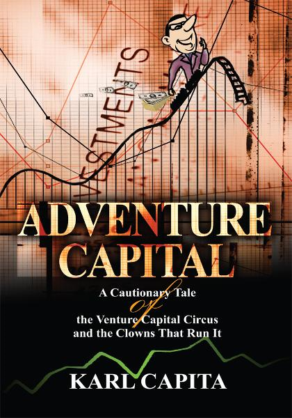 Adventure Capital By: Karl Capita