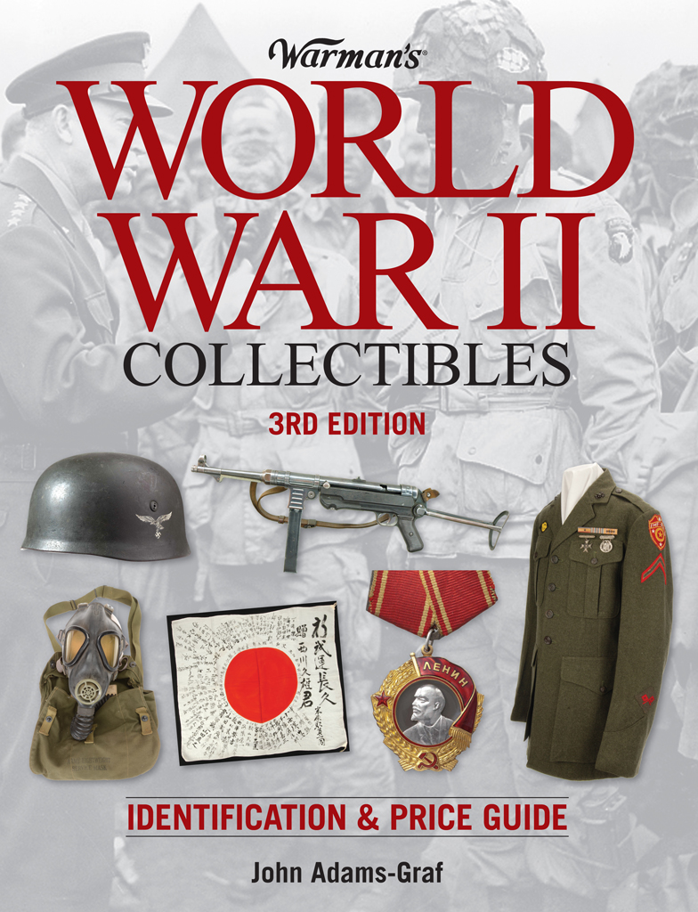 Warman's World War II Collectibles Identification and Price Guide