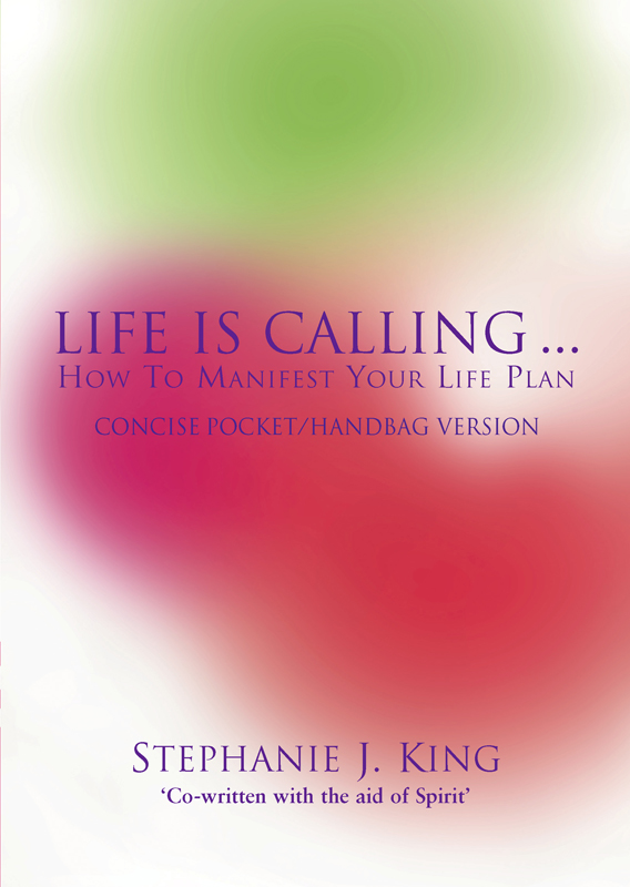 Life Is Calling: How To Manifest Your Life Plan. Concise Pocket/Handbag Version