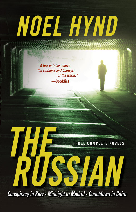 The Russian By: Noel   Hynd