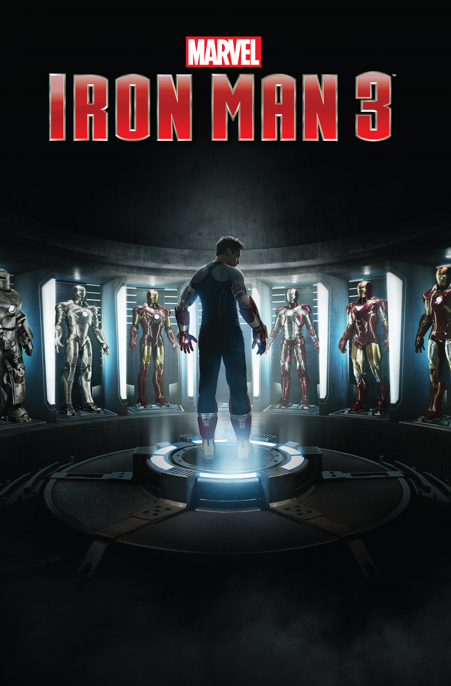 Iron Man 3 by Marvel Press Group