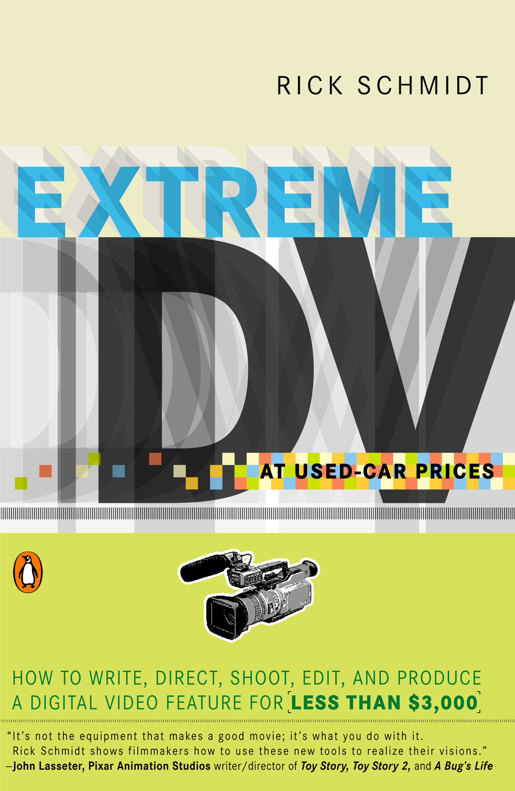 Extreme DV at Used-Car Prices By: Rick Schmidt