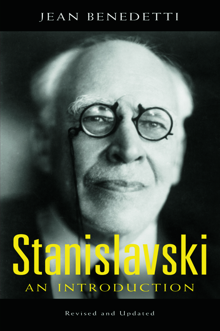 Stanislavski An Introduction, Revised and Updated