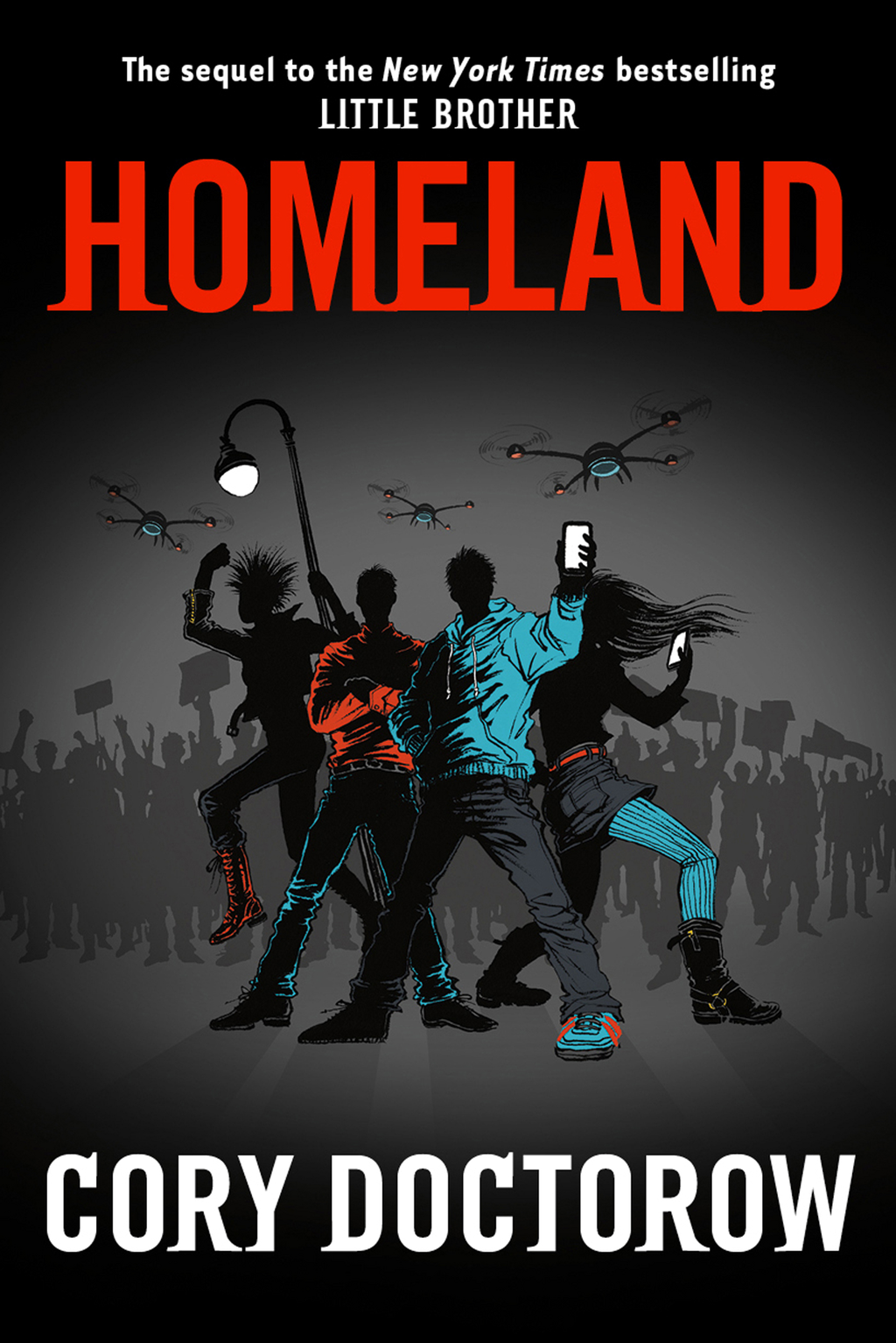 Homeland By: Cory Doctorow