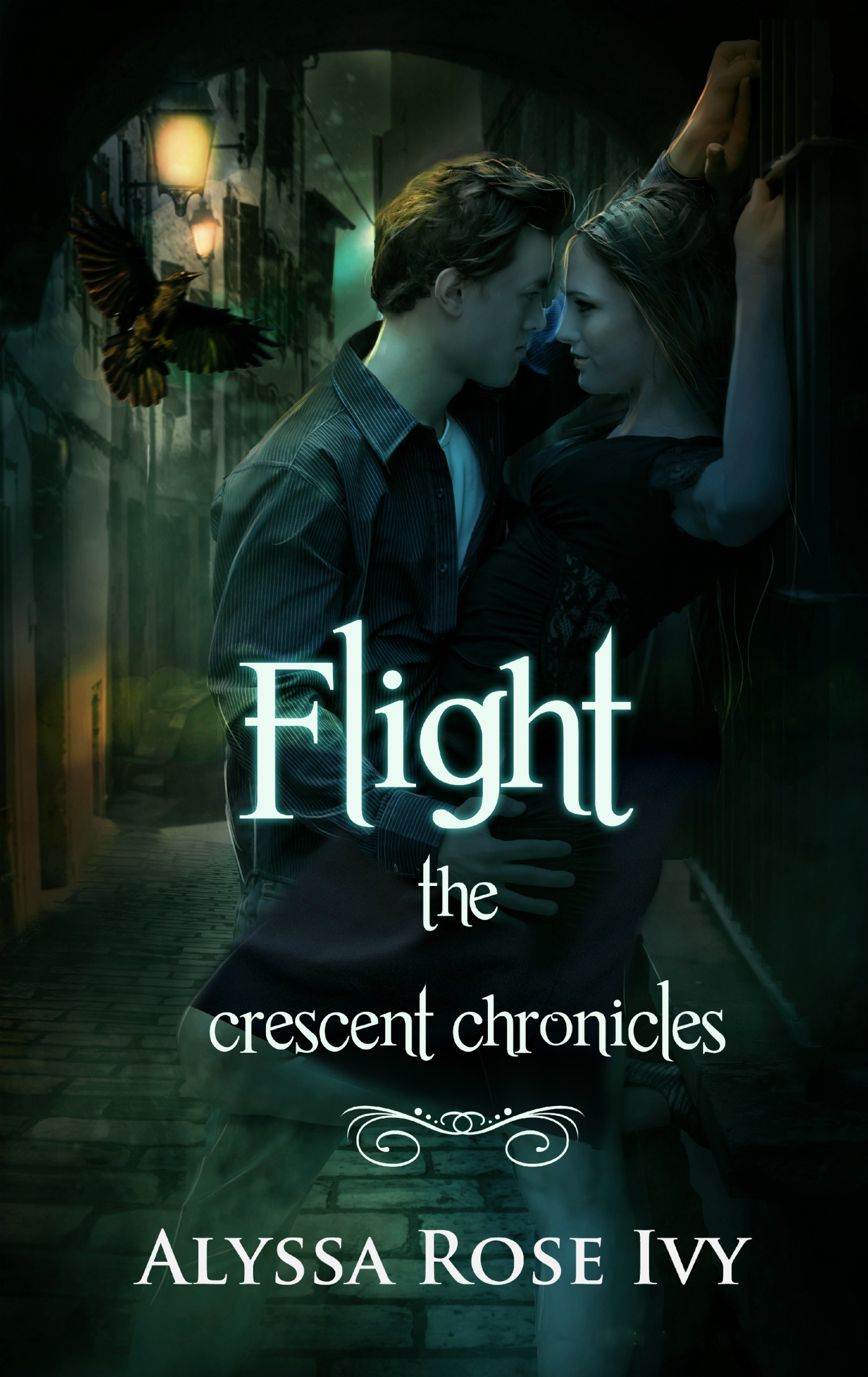 Flight (The Crescent Chronicles #1) By: Alyssa Rose Ivy