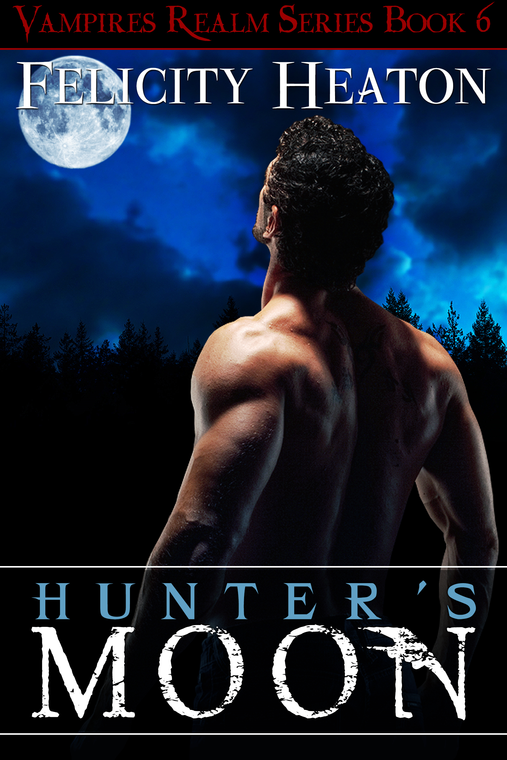 Felicity Heaton - Hunter's Moon  (Vampires Realm Romance Series #6)