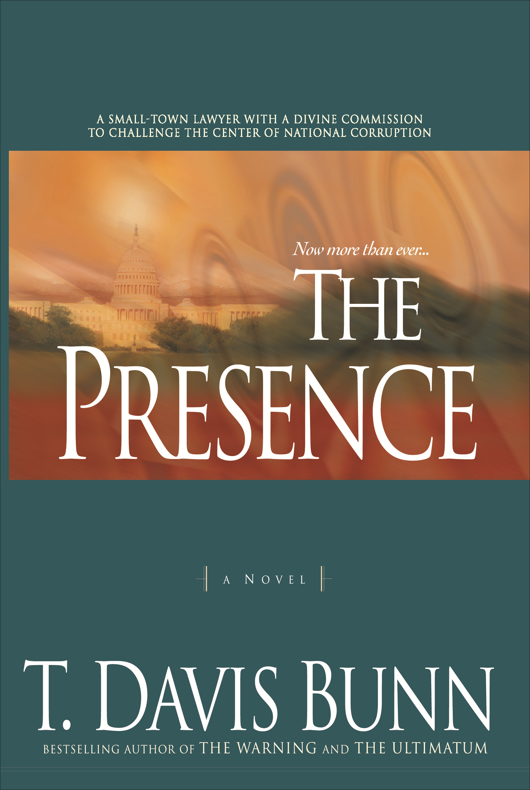 Presence, The (Power and Politics Book #1)