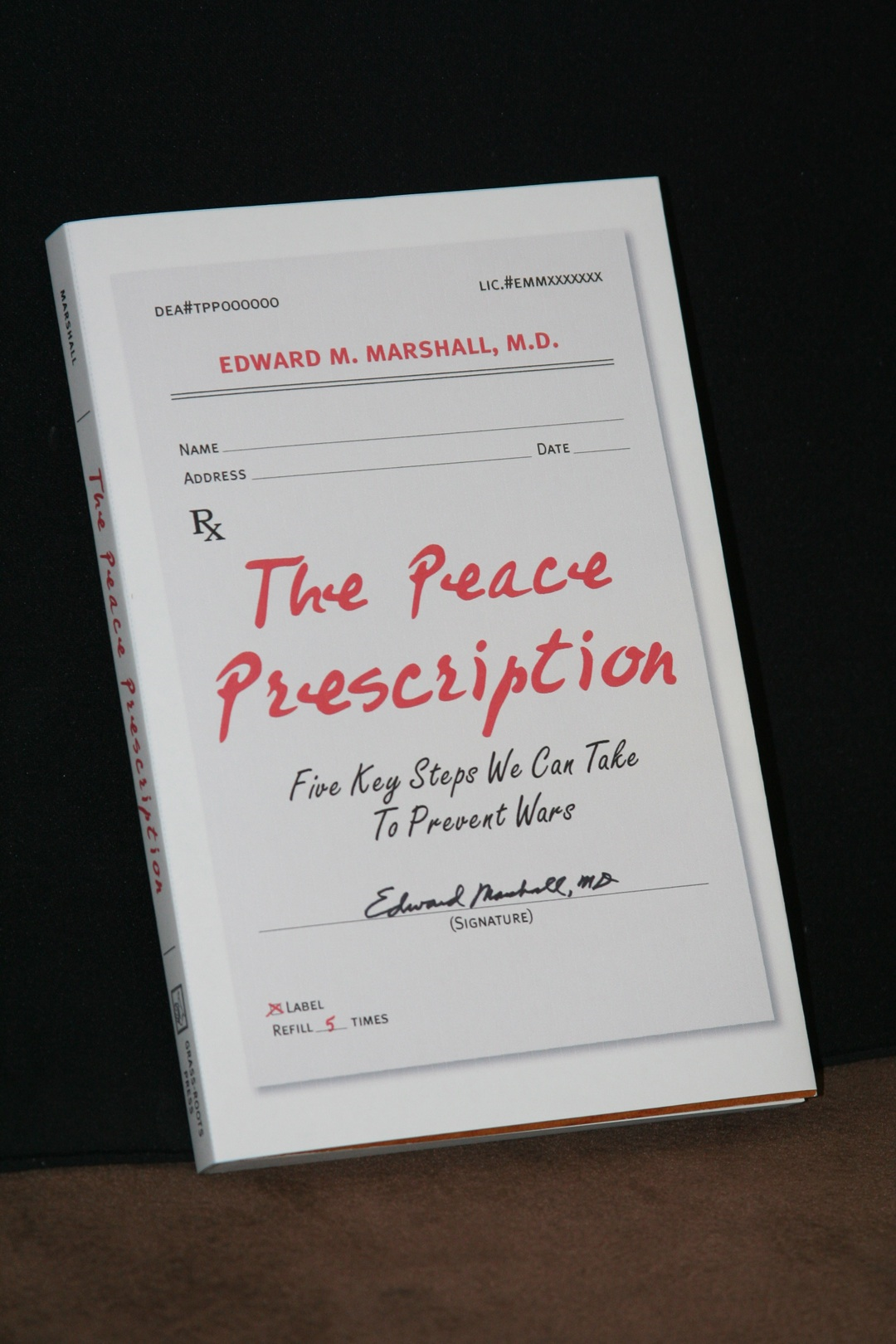 The Peace Prescription