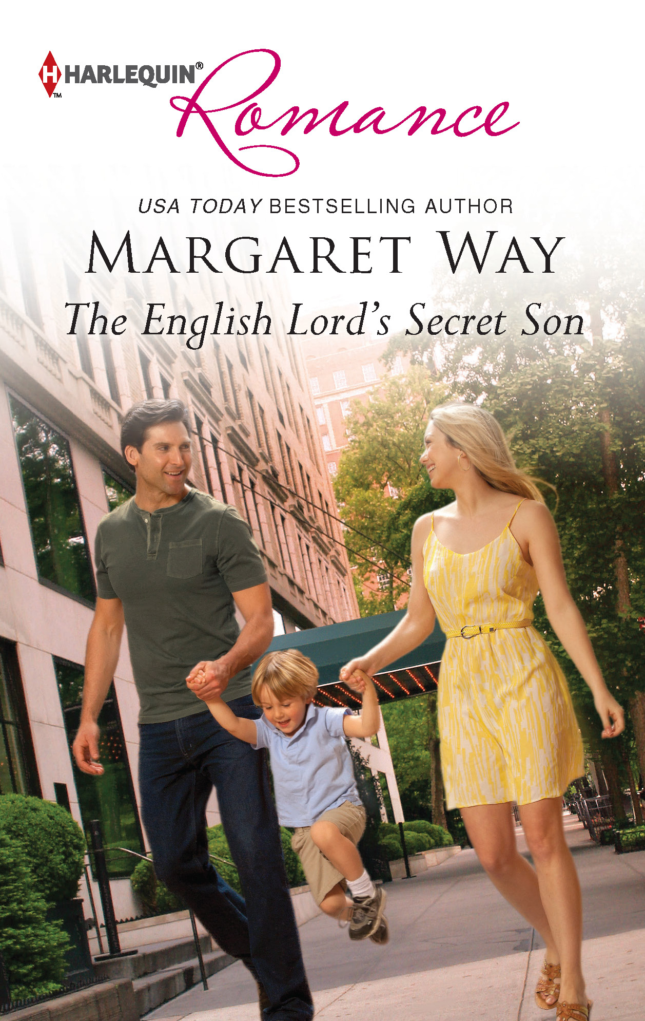 The English Lord's Secret Son By: Margaret Way