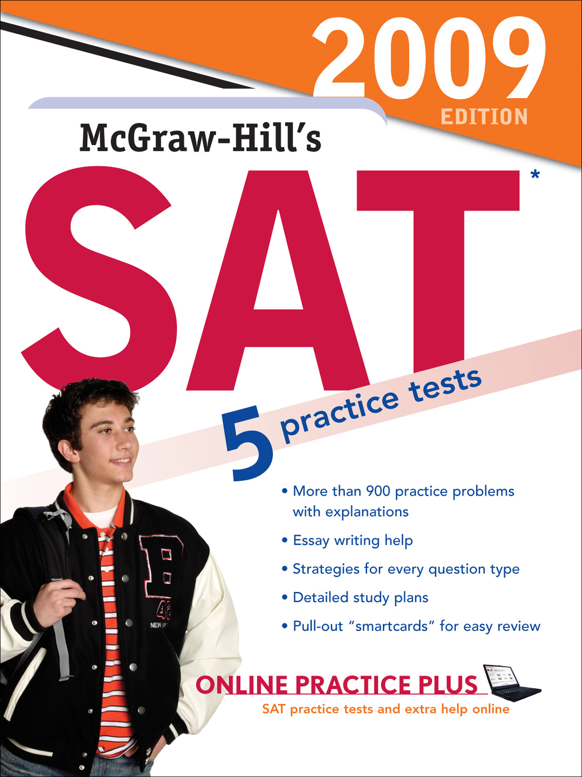 McGraw-Hills SAT, 2009 Edition