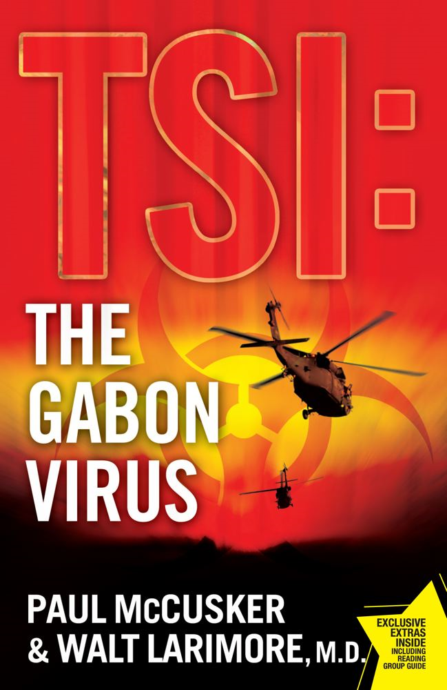 The Gabon Virus By: Paul McCusker,Walt Larimore
