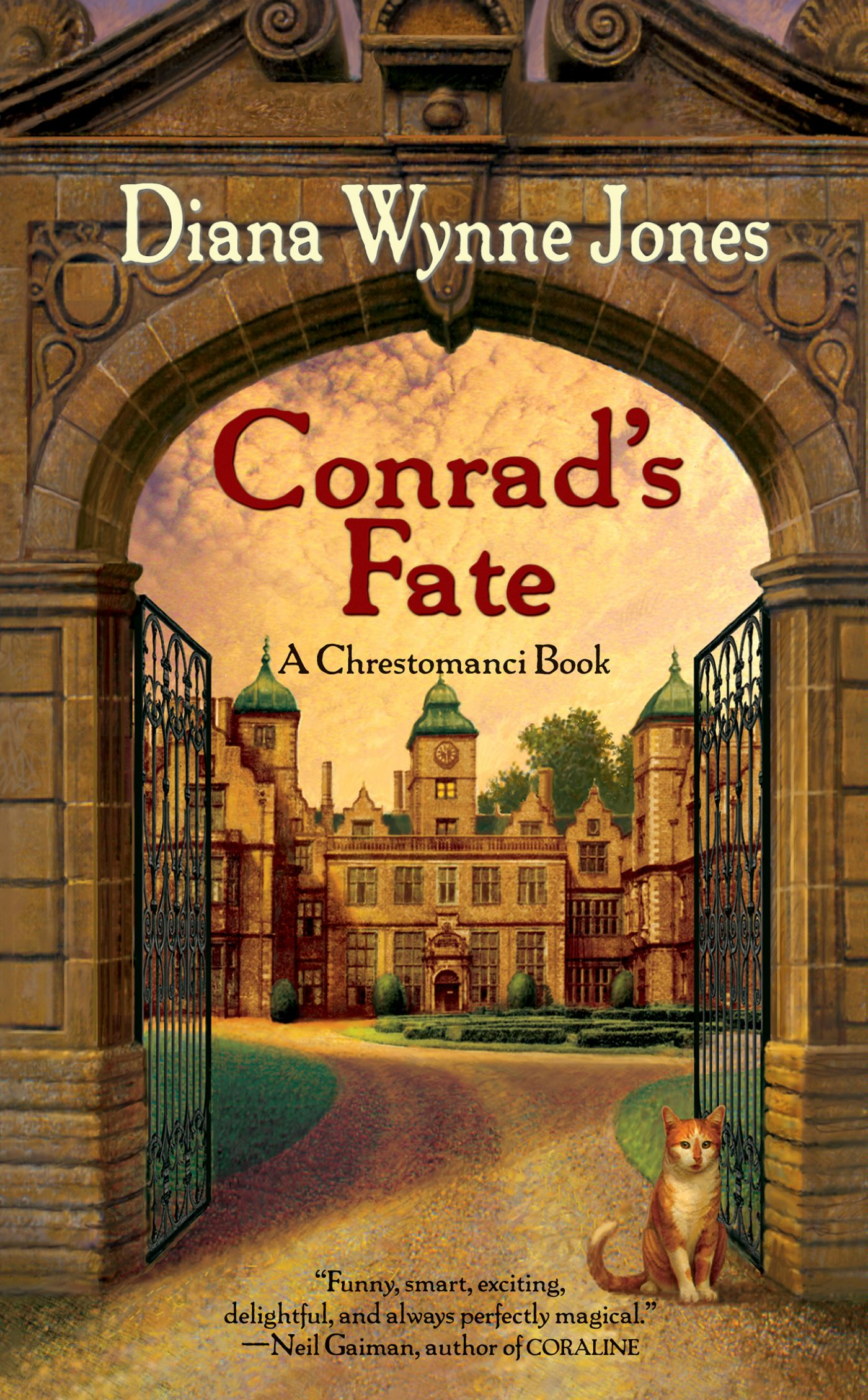 Conrad's Fate By: Diana Wynne Jones