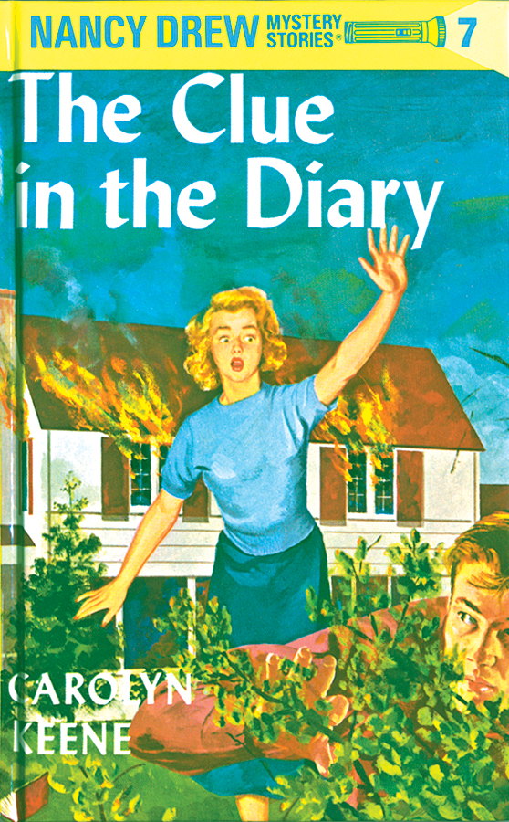 Nancy Drew 07: The Clue in the Diary By: Carolyn Keene
