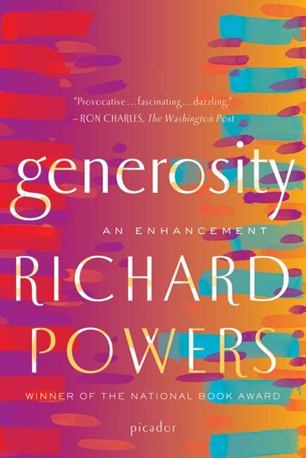 Generosity By: Richard Powers