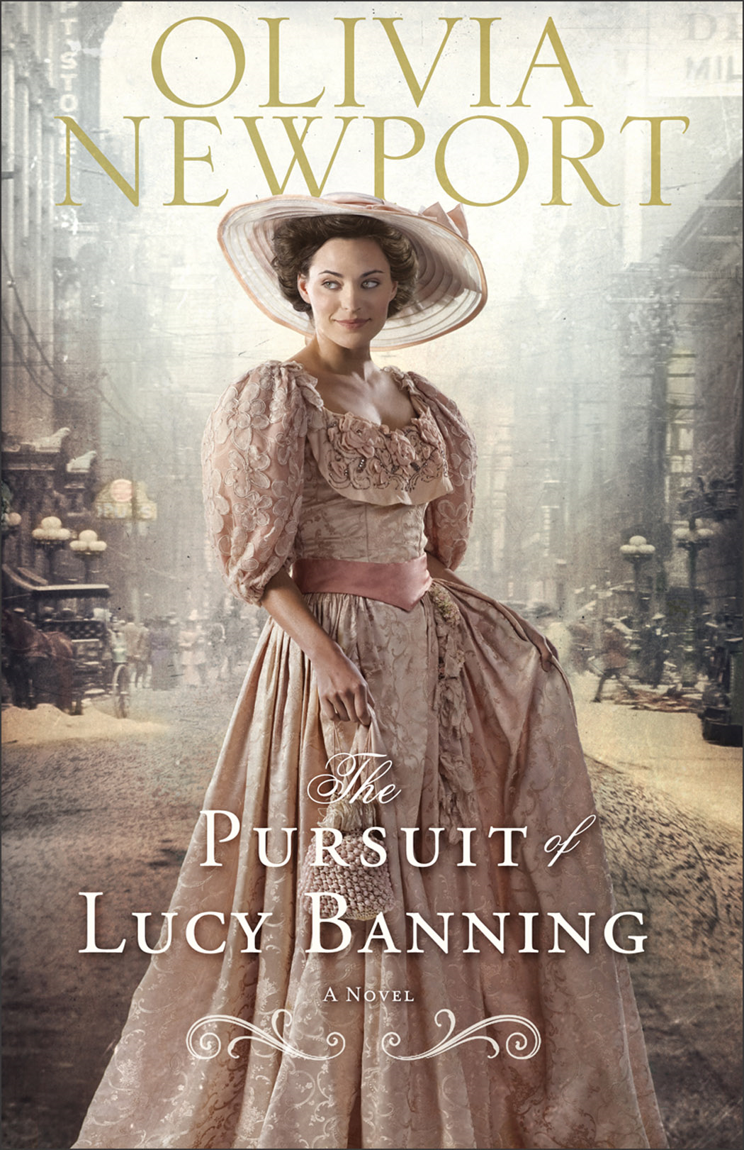 Pursuit of Lucy Banning, The (Avenue of Dreams Book #1)