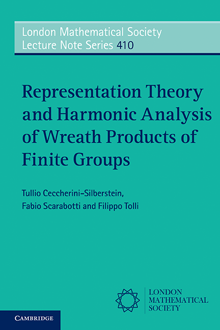 Representation Theory and Harmonic Analysis of Wreath Products of Finite Groups