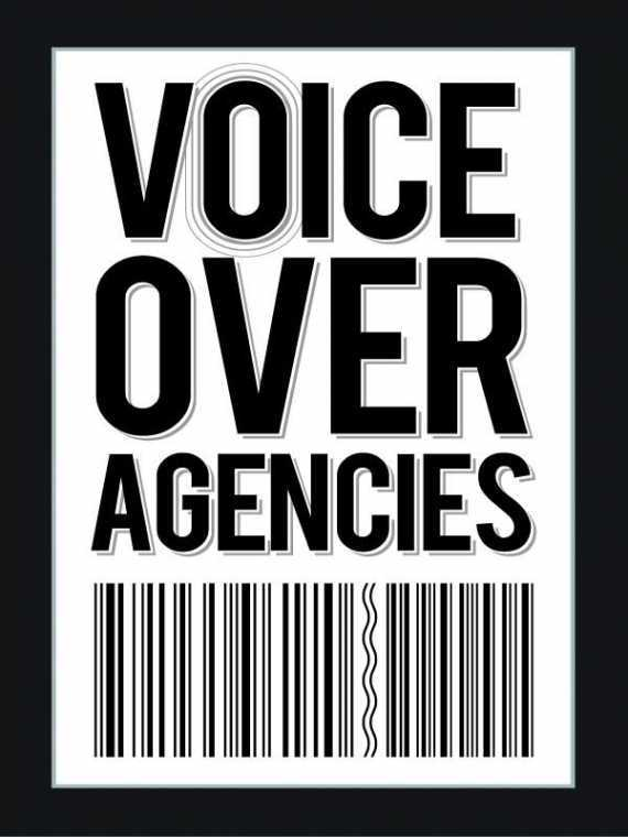 Voice Over Agencies