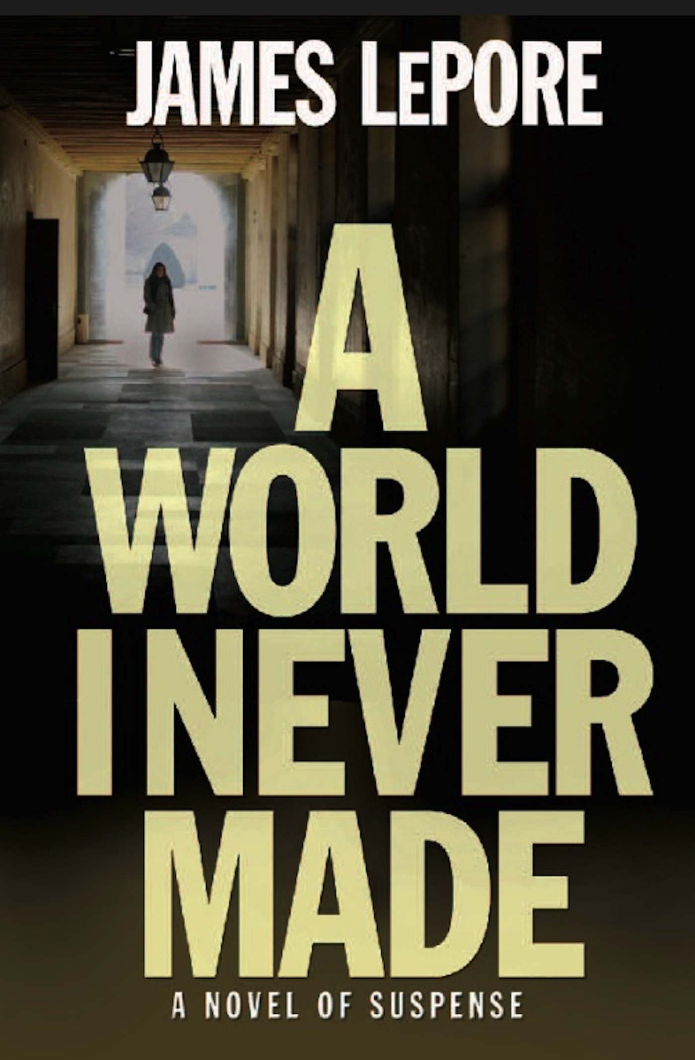 A World I Never Made By: James Lepore