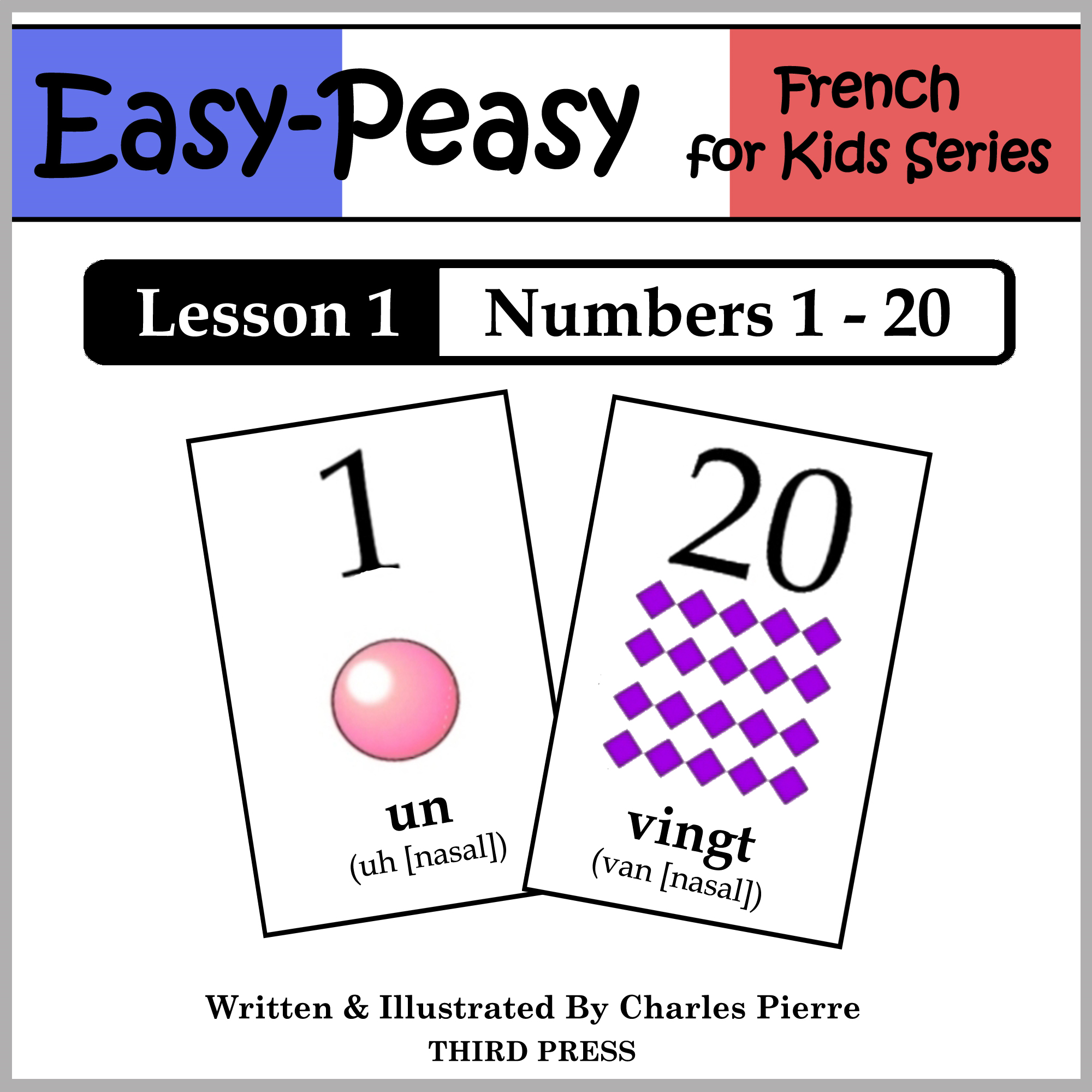 French Lesson 1: Numbers 1 to 20
