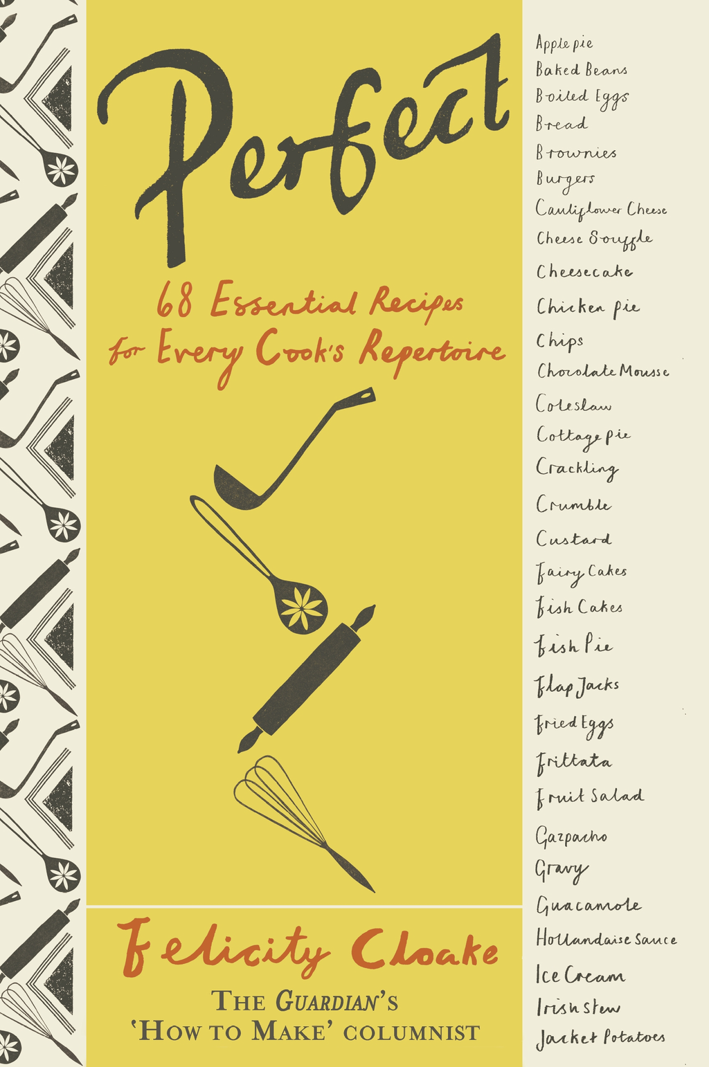 Perfect 68 Essential Recipes for Every Cook's Repertoire