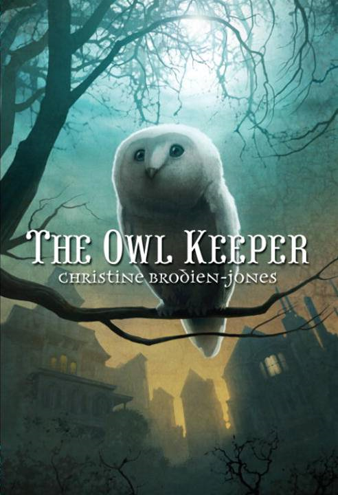 Cover Image: The Owl Keeper