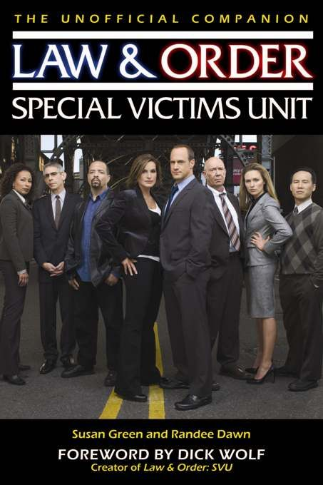 Law & Order: Special Victims Unit Unofficial Companion