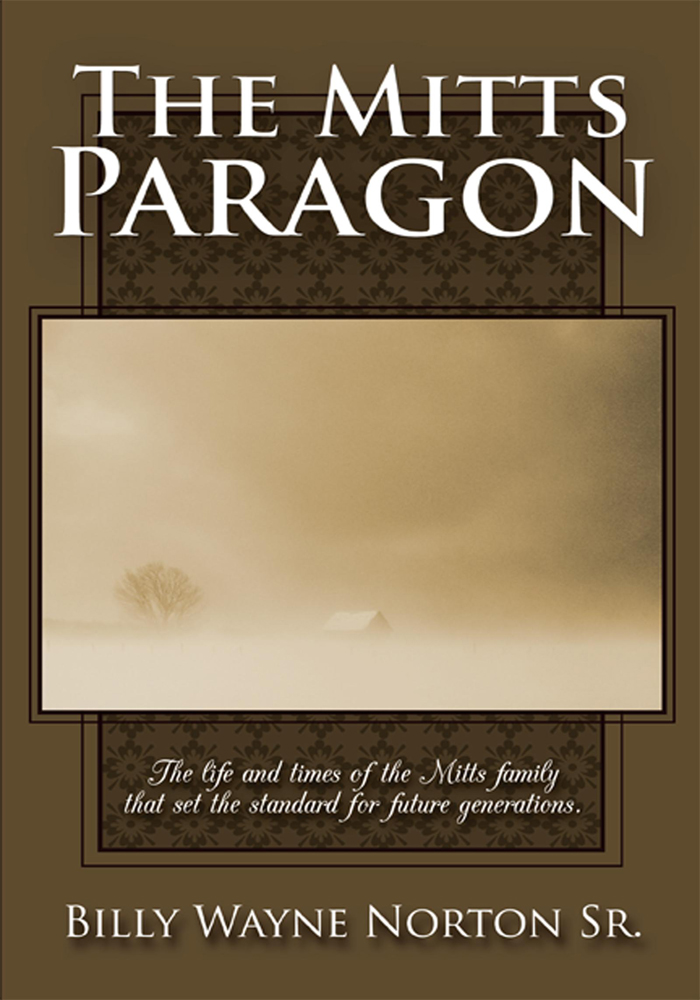 The Mitts Paragon By: Billy Wayne Norton Sr.