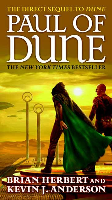 Paul of Dune By: Brian Herbert,Kevin J. Anderson