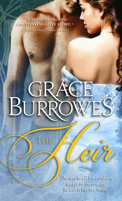 Heir By: Grace Burrowes