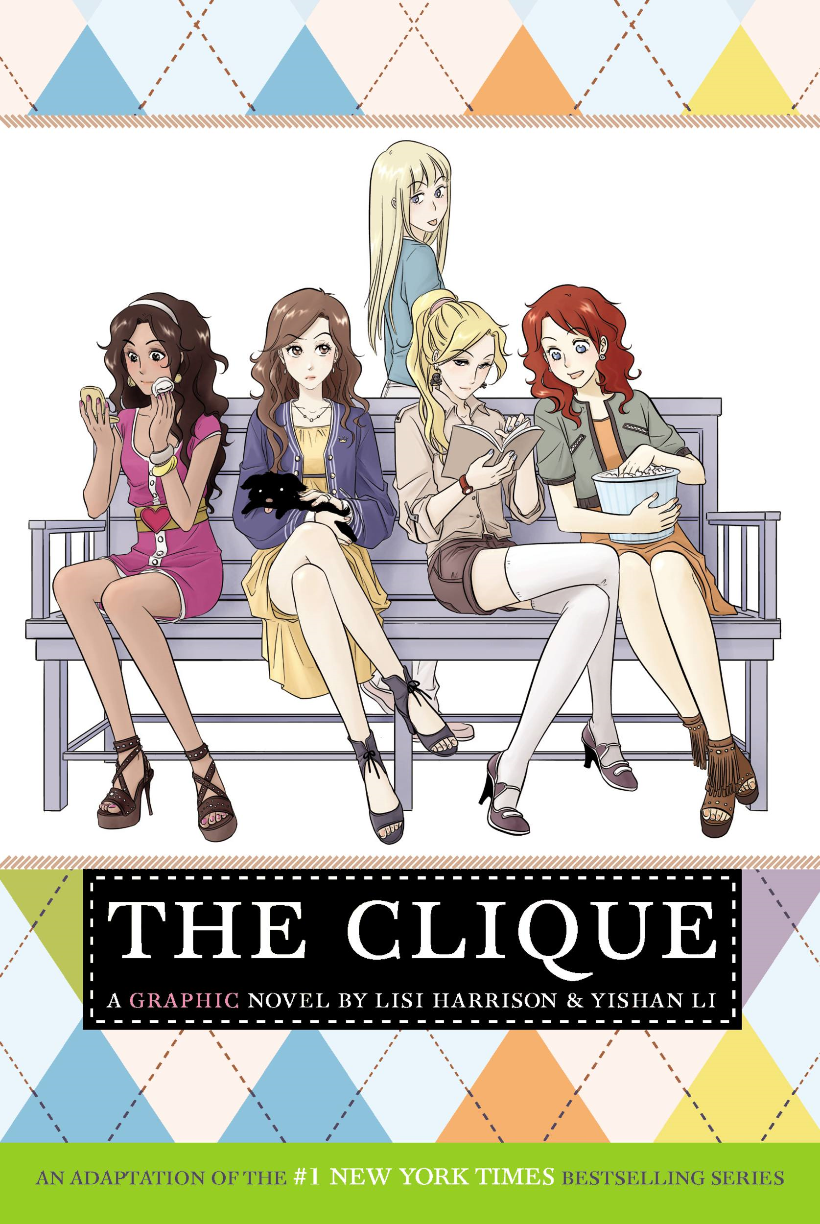 The Clique: The Manga By: Lisi Harrison,Yishan Li