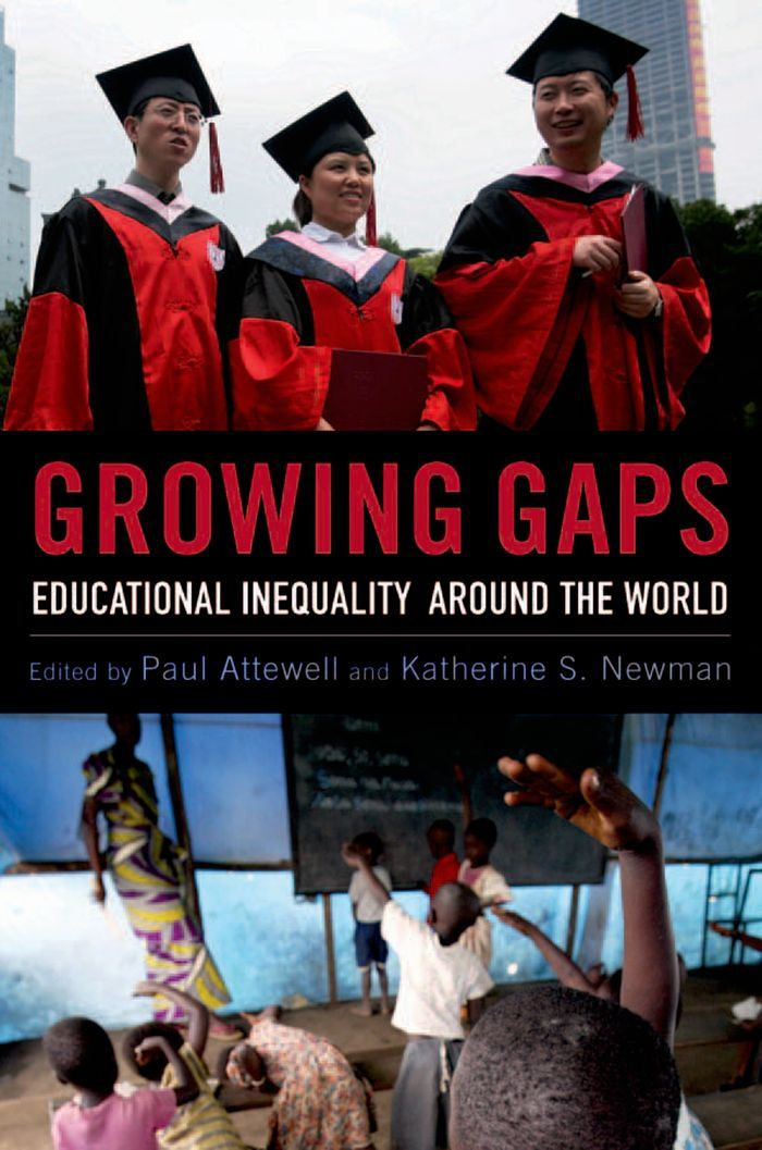 Growing Gaps : Educational Inequality around the World