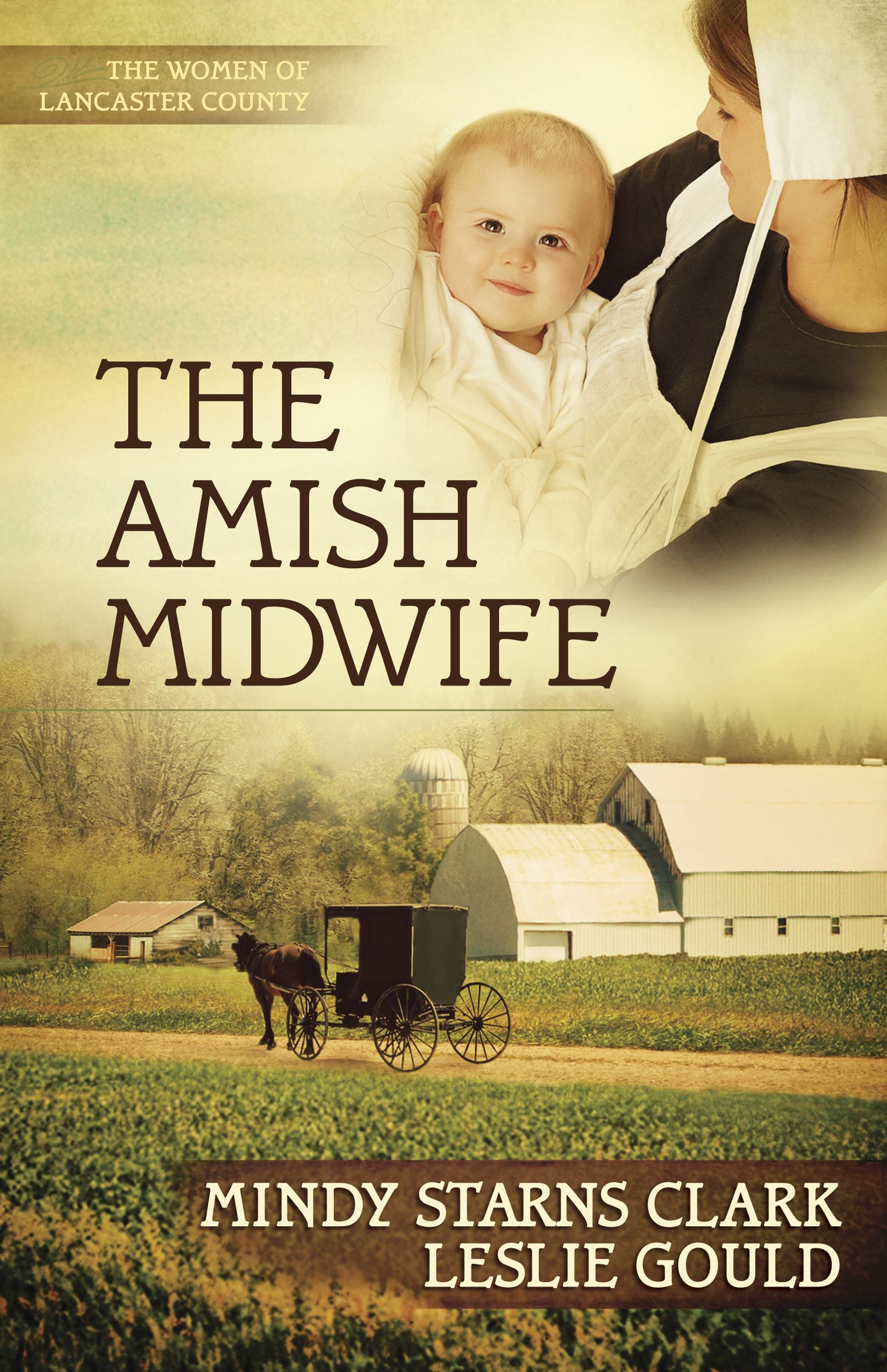 The Amish Midwife By: Leslie Gould,Mindy Starns Clark