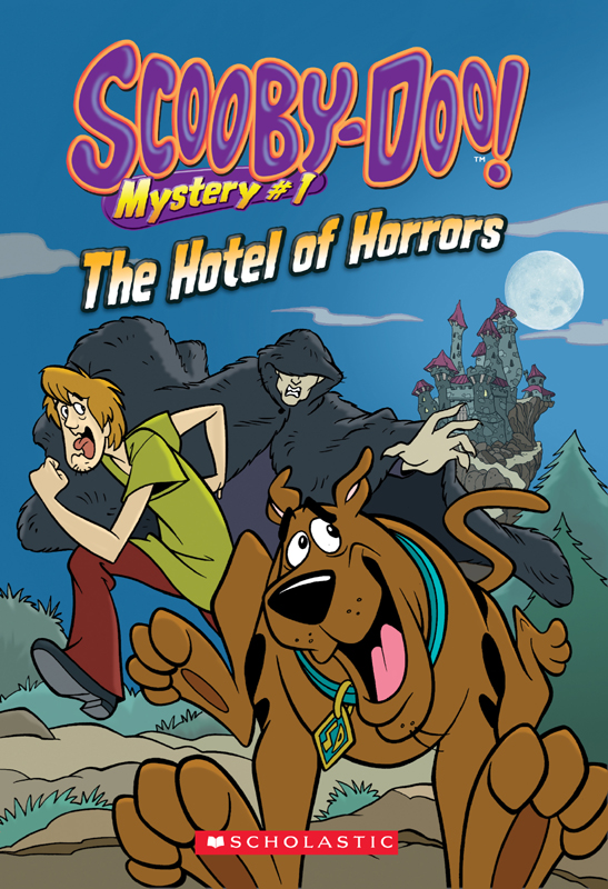 Scooby-Doo Mystery #1: Hotel of Horrors By: Kate Howard,Duendes Del Sur