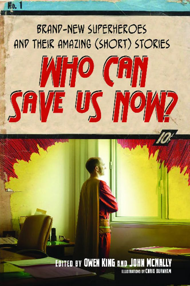 Who Can Save Us Now? By: