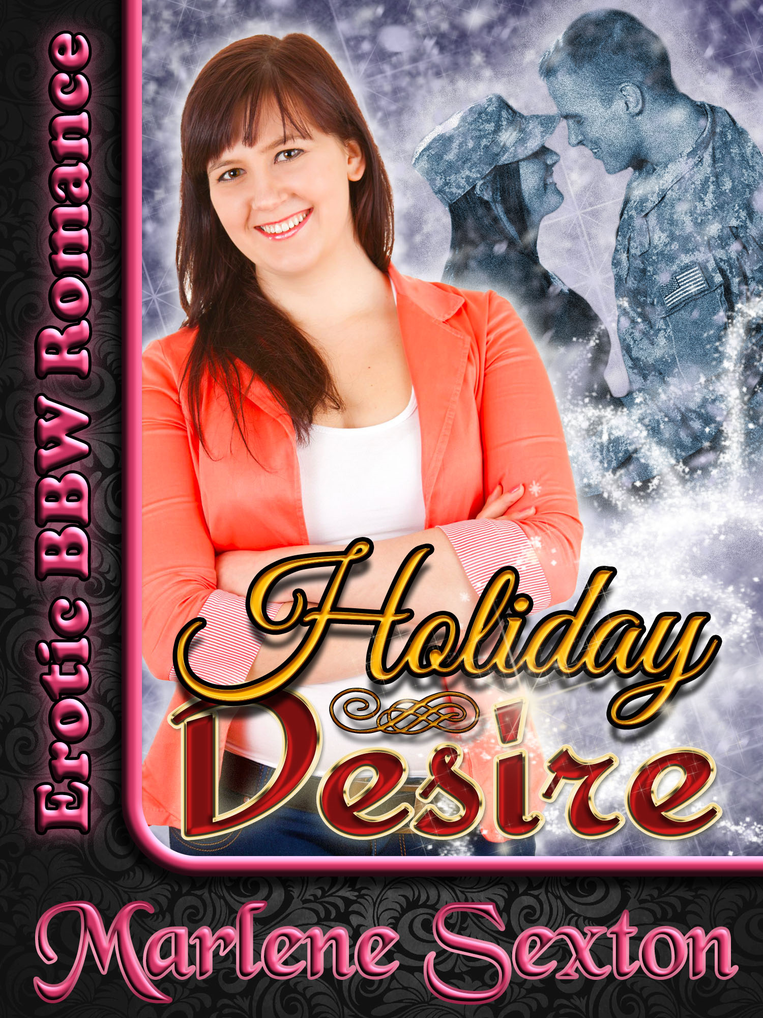 Holiday Desire (Erotic BBW Romance)