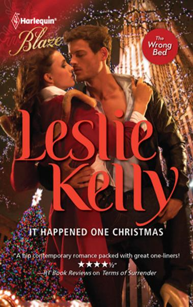 It Happened One Christmas By: Leslie Kelly