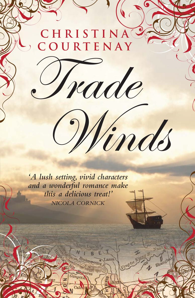 Trade Winds By: Christina Courtenay