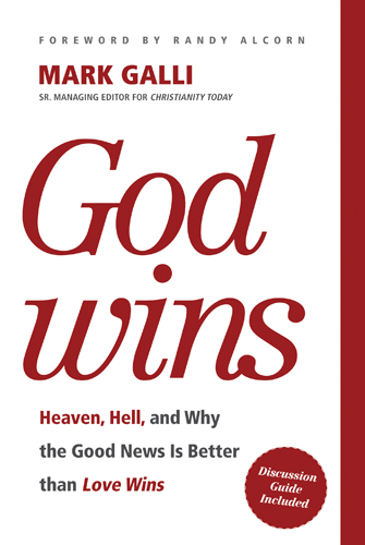 God Wins By: Mark Galli