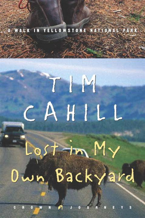 Lost in My Own Backyard By: Tim Cahill