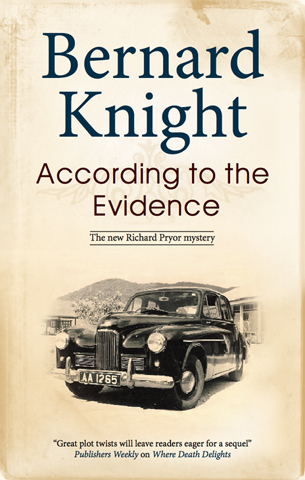 According to the Evidence By: Bernard Knight